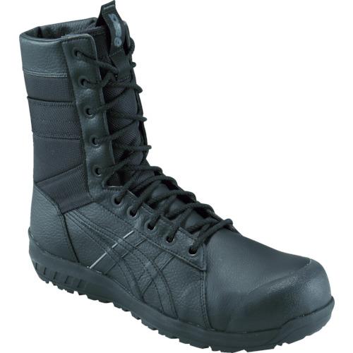アシックス ウィンジョブCP402 ブラック×ブラック 26.5cm 1271A002.001-26.5