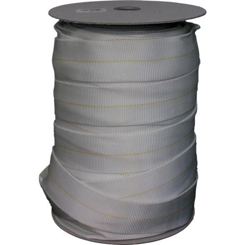 ユタカメイク ナイロン袋織ベルト ボビン巻 約45mm×約50m PFN-455