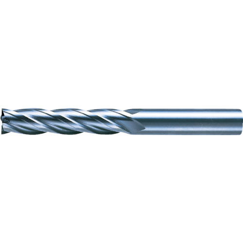 三菱K 4枚刃センターカットエンドミル(Lタイプ) 4LCD2700