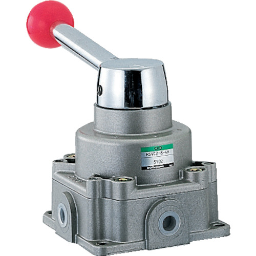 CKD 手動切換弁 HSVC2-15-4H