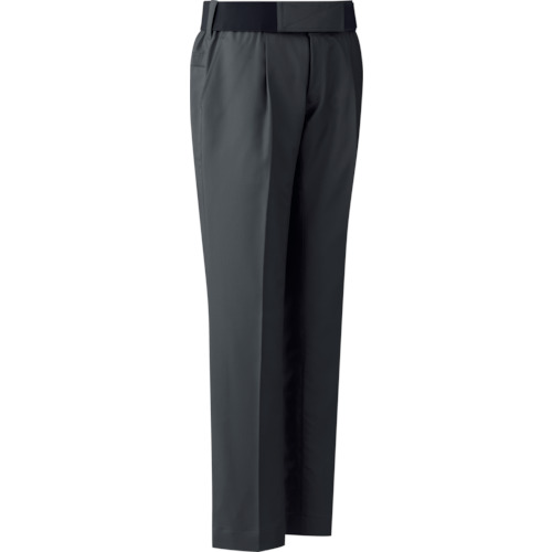 ミドリ安全 女性用 楽腰パンツ VEL509下 チャコール 13号 VEL509SITA-13