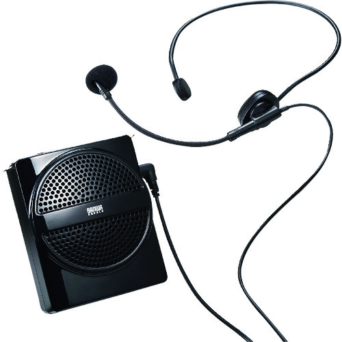SANWA ハンズフリー拡声器スピーカー MM-SPAMP2