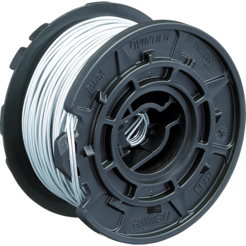 MAX タイワイヤ 亜鉛メッキ線 φ1.0mm RB-440用 (30巻入) TW1060T-EG(JP)