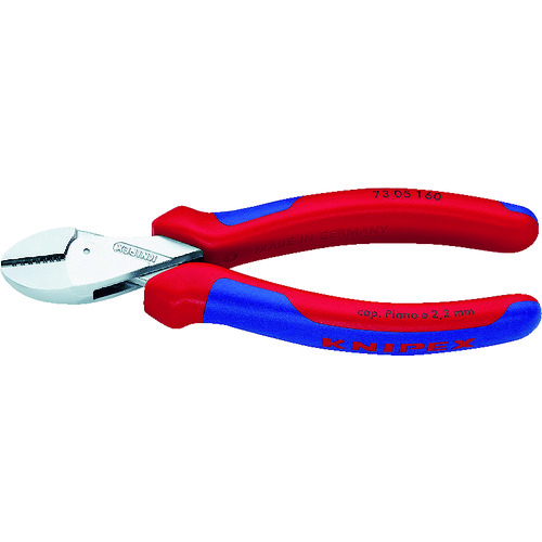 KNIPEX 7305-160 X-CUT コンパクトニッパー 7305-160