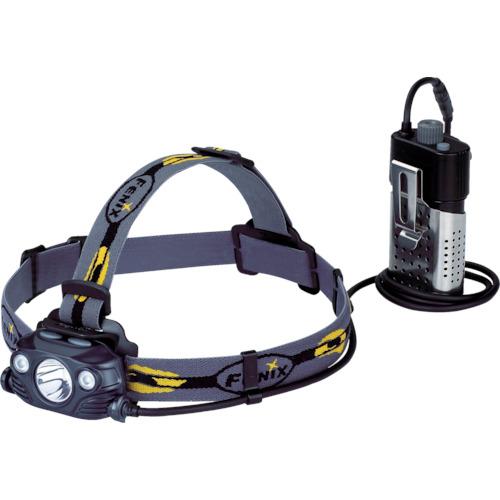 FENIX LEDヘッドライト HP30R ブラック HP30RBLACK