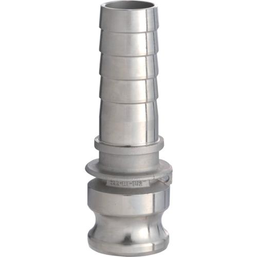 トヨックス カムロックアダプター ホースシャンク(細め) ステンレス 1-1/4インチ SST 633-ET 1-1/4 SST