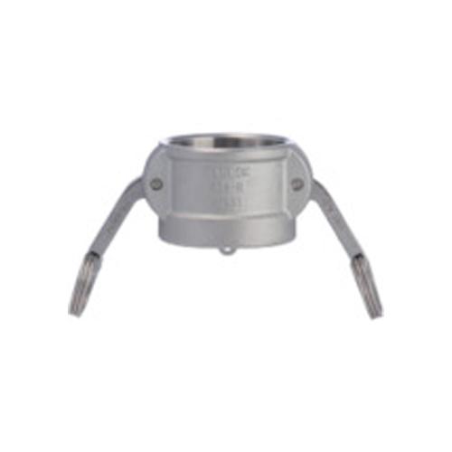 トヨックス カムロックカプラー ダストキャップ ステンレス 634-B 1-1/2 SST