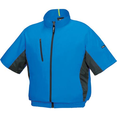 ジーベック 空調服 ポリエステル製スポーツ半袖空調服XE98004-46-4L XE98004-46-4L