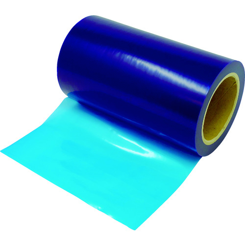 三井化学東セロ 三井 表面保護フィルム B5010A 200mm×100m 青 B5010A-200