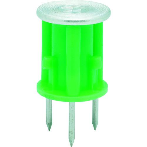 三門 バリアス 4分 緑 250個入 V-4045-GN