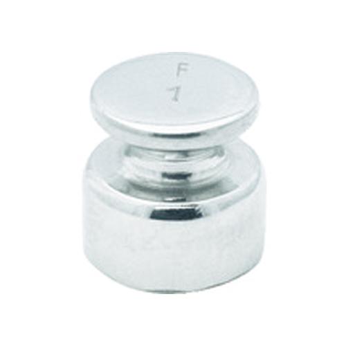 TRUSCO OIML 円筒分銅F2級 1g MLCF-1G