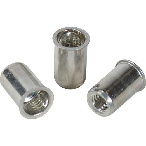 エビ ナット Kタイプ アルミニウム 4-2.0 (1000個入) NAK4M