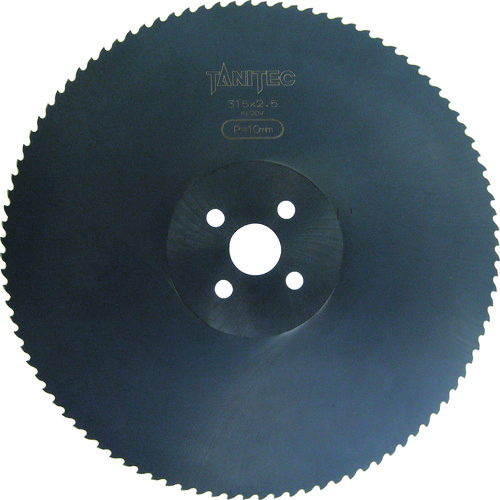 タニ メタルソー HSS250x2.0x4P高速電機・日立工機兼用 H250X20X32X4