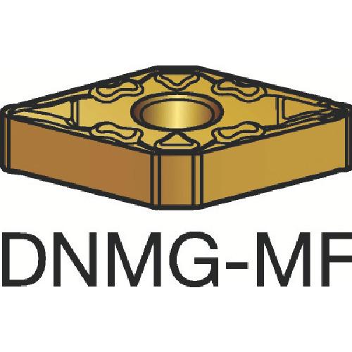 サンドビック T-Max P 旋削用ネガ・チップ 2025 10個 DNMG 15 04 08-MF:2025
