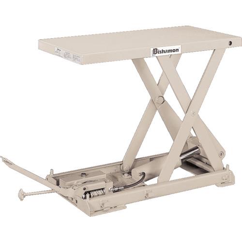 【運賃見積り】【直送品】ビシャモン テーブルリフト ちびちゃんシリーズ 足踏式 X-20C
