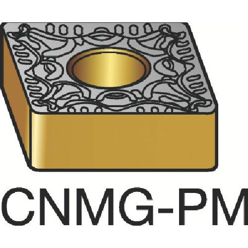 サンドビック T-Max P 旋削用ネガ・チップ 1525 10個 CNMG 12 04 08-PM:1525