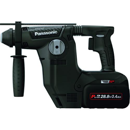 Panasonic 28.8V 充電ハンマードリル 集塵なしセット EZ7881PC2S-B