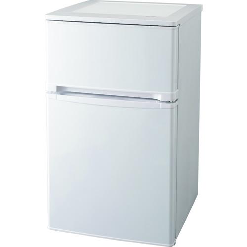 【運賃見積り】【直送品】IRIS 572489 冷蔵庫81L AF81-W