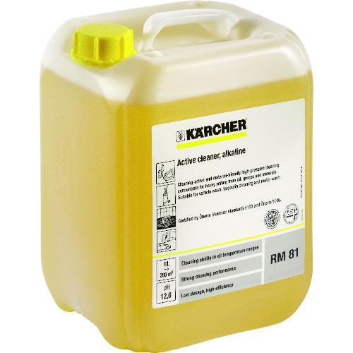 ケルヒャー 高圧洗浄機用洗剤RM 81 ASF 10 L 62955560