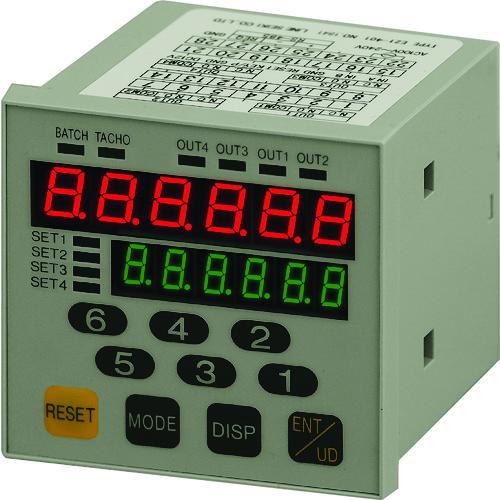 ライン精機 通信機能付 プリセットカウンタ E21-401