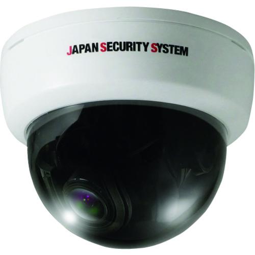 【運賃見積り】【直送品】日本防犯システム AHD対応2.2メガピクセル屋内ワンケーブルドームカメラ JS-CA1111