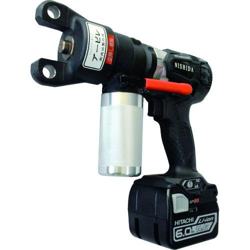 西田 マルチパワーツール 充電式油圧ポンプ NC-E750LI-6