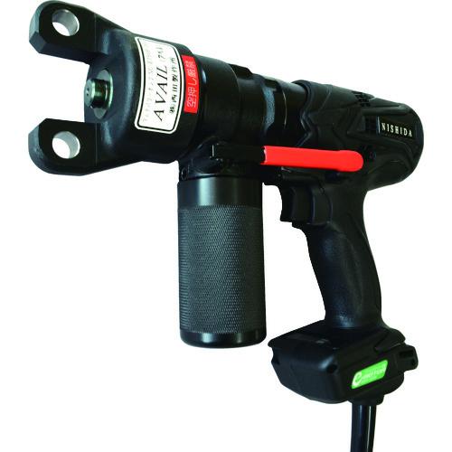 西田 マルチパワーツール 電動式油圧ポンプ NC-E750F-100