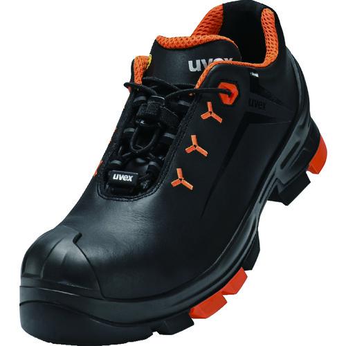 UVEX UVEX2 ローシューズ ブラック 24.5CM 6502.5-39