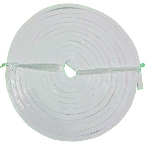ダイコー グランドパッキン D4102 PTFE含浸PTFEファイバー 幅6.4mm D4102-6.4