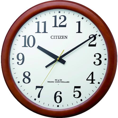 シチズン シチズン 大型電波掛時計 8MY548-006