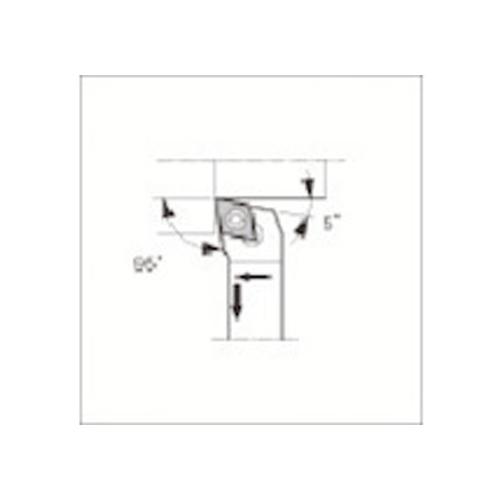 京セラ スモールツール用ホルダ SCLCR1616H-09