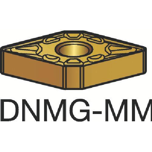 サンドビック T-Max P 旋削用ネガ・チップ 2035 10個 DNMG 15 04 08-MM:2035