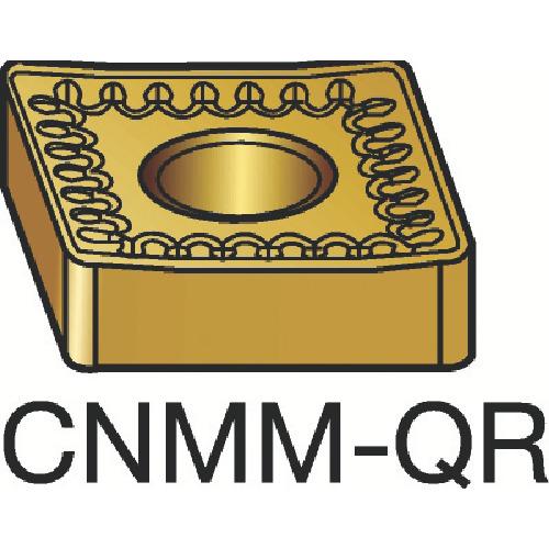 サンドビック T-Max P 旋削用ネガ・チップ 235 10個 CNMM 12 04 08-QR:235
