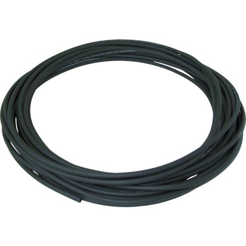 チヨダ エルフレックス二重管チューブ 12mm/20m 黒 LE-12-20:BK