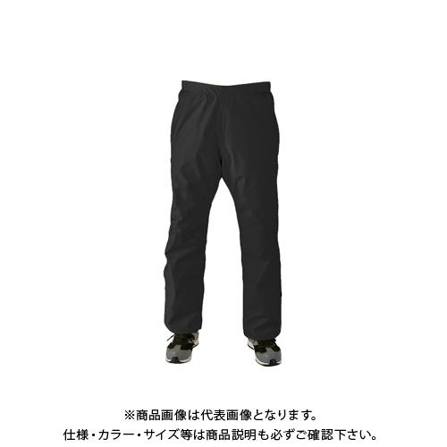 【COOL NAVI 2020】TRUSCO ゴアテックスワークレインパンツ ブラック M GXPP-M-BK