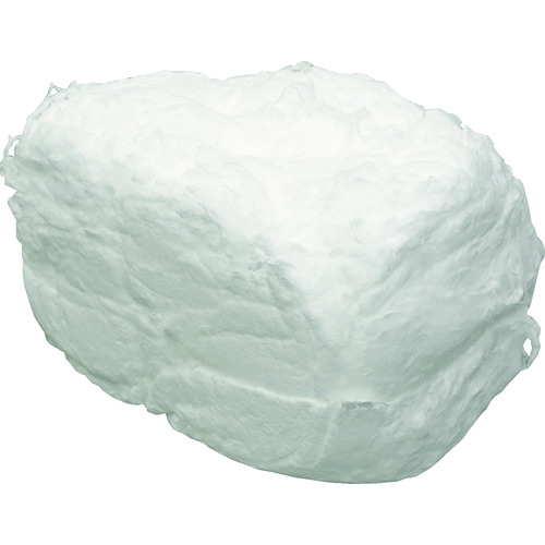 TRUSCO MAGIC FIBER油吸収材 バルク(綿)タイプ 1200g MGTC