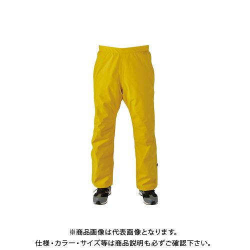 【COOL NAVI 2020】TRUSCO ゴアテックスワークレインパンツ イエロー 3L GXPP-3L-Y