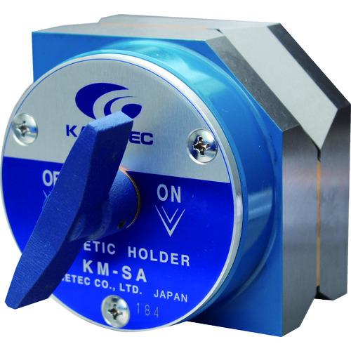 カネテック マグネット六角ホルダ(ハンドル回転式磁石切換) KM-SA