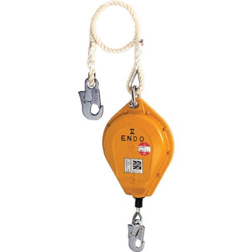 【運賃見積り】【直送品】ENDO セルフロック SL-7H 120kg 7m SL-7H