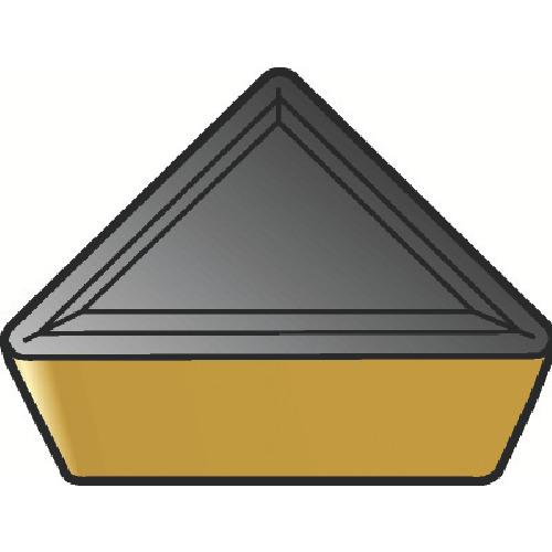 サンドビック T-Max S 旋削用ポジ・チップ 2025 10個 TPMR 16 03 04:2025