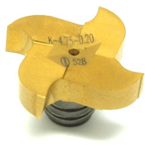イスカル C チップ IC528 2個 MM GRIT 22K-5.25-0.20:IC528