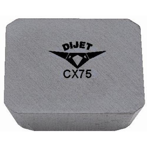 ダイジェット カッター用チップ CX75 10個 SEKN1203AFTN:CX75