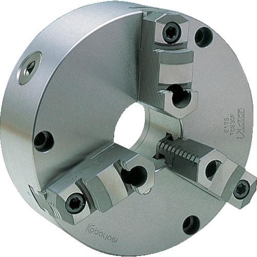 格安人気 TC130F:工具屋「まいど!」 5インチ スクロールチャック ビクター 分割爪 3爪 TC130F-DIY・工具