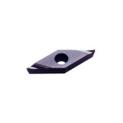 三菱 PVDコート旋削チップ VP15TF 10個 VBET110302R-SR:VP15TF