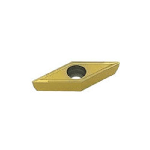 三菱 M級ダイヤコート旋削チップ UE6020 10個 VCMT160404:UE6020