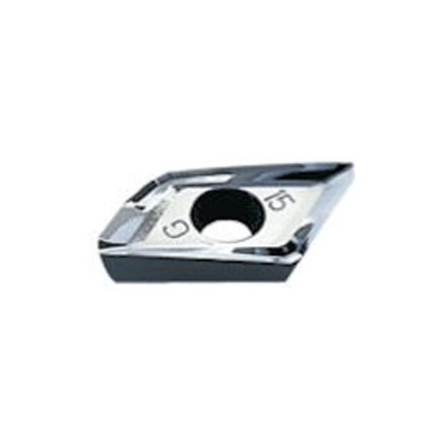 三菱 P級超硬カッター用ポジチップ TF15 10個 XDGT1550PDFR-G04:TF15
