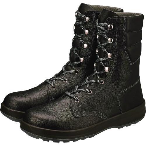シモン 安全靴 長編上靴 SS33黒 24.0cm SS33-24.0