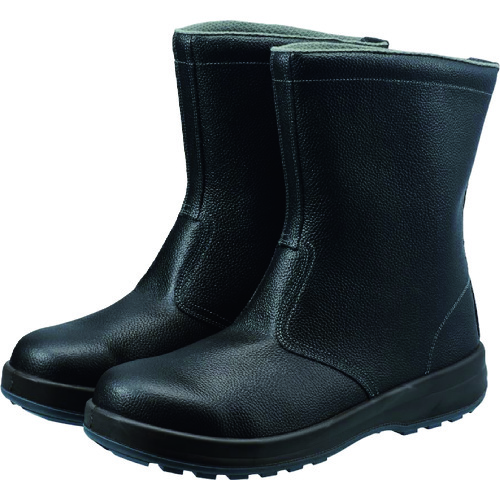 シモン 安全靴 半長靴 SS44黒 24.5cm SS44-24.5