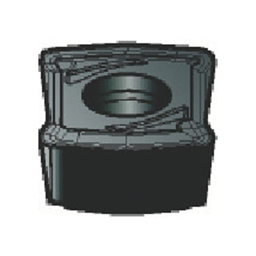 サンドビック コロマントUドリル用チップ 1020 10個 LCMX 03 03 04R-WM:1020