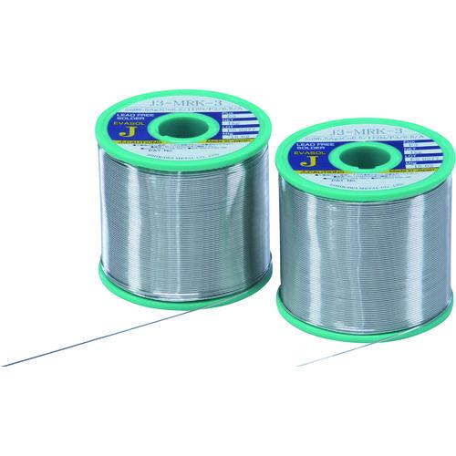 石川 エバソルMRK(すず96.5%/銀3.0%/銅0.5%)-0.5mm-0.5kg J3MRK3-05